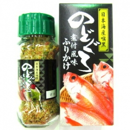 Minari Nodoguro Furikake (Red Snapper Rice Seasoning) 85g