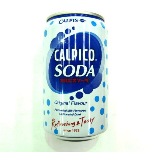 Calpico Soda ORIGINAL 320ml x 24cans