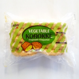 Vegetable Croquette (Korokke) 80g x 10pcs