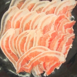 Pork Belly Shabu Shabu Slices 500g