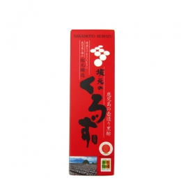 Sakamoto no Kurozu (Rice Black Vinegar)  360ml with a measuring cup